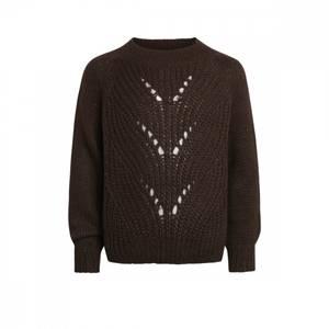 Bilde av Grunt Mall knit brown