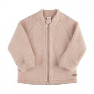 Bilde av CLV Børsta ull jakke rosa