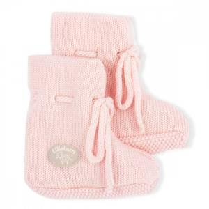 Bilde av LL babytøfler classic rosa